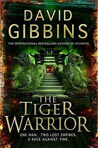 book cover of The Tiger Warrior