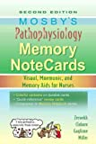 img - for Mosby's Pathophysiology Memory Notecards: Visual, Mnemonic, and Memory Aids for Nurses book / textbook / text book
