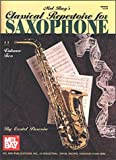 Classical Repertoire for Saxophone, Costel Puscoiu, 0786627336