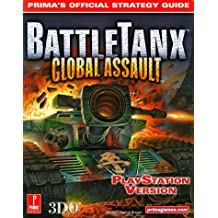 BattleTanx: Global Assault (PSX): Prima's Official Strategy Guide