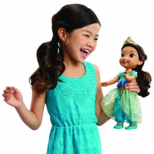 Disney Princess Jasmine Doll Sing & Shimmer, Sing with Jasmine!