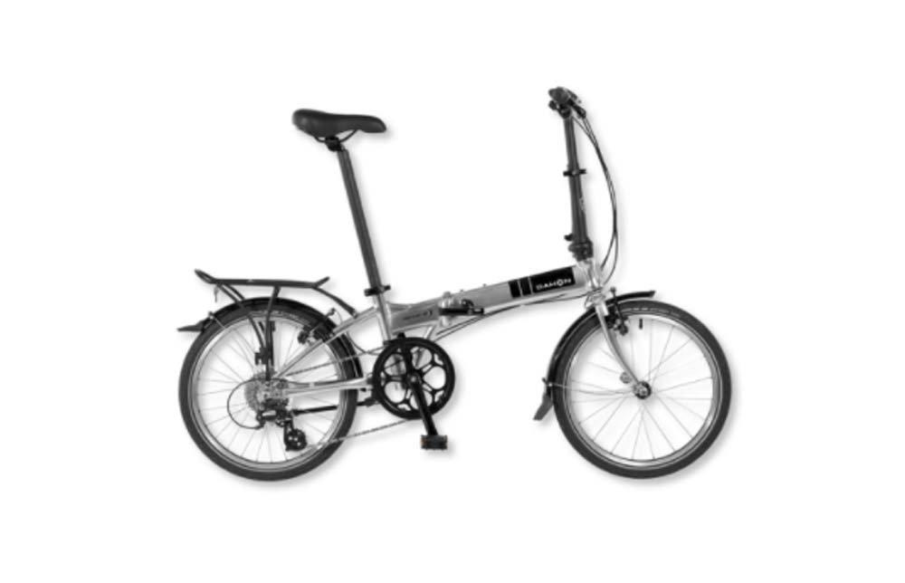 Dahon Mariner D8 20'' Quicksilver Folding Bicycle