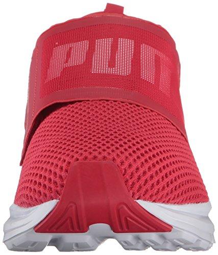 PUMA Herren Enzo Strap Sneaker Toreador-Puma Weiß
