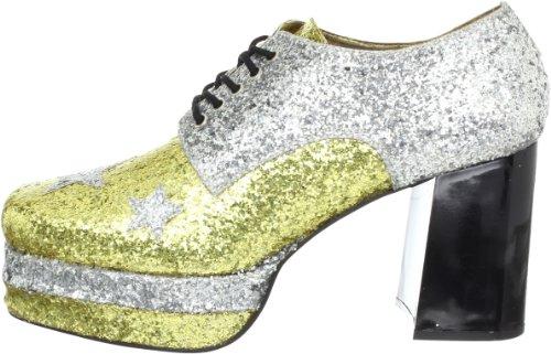 up GG Glitter Gold Gold Lace Men's Funtasma Silver Silver S Oxford 02 Glamrock HpwnBqOWY