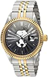Invicta Men's 'Character Collection' Quartz Stainless Steel Casual Watch, Color:Two Tone (Model: 24803)