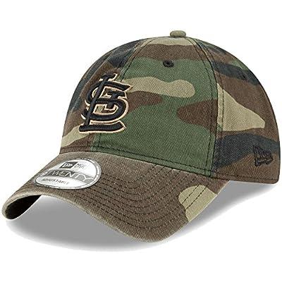 St. Louis Cardinals New Era Core Classic Twill 9TWENTY Adjustable Hat Camo