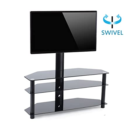 Amazon Com Tavr Tv Stand With Mount 3 In 1 Flat Panel Entertainment