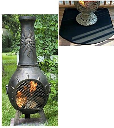شيوعية غير منصف المتشرد Traditional Chiminea Amazon Translucent Network Org