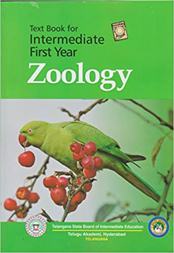 Amazon in: Buy Text Book Of Intermediate First Year Zoology Book