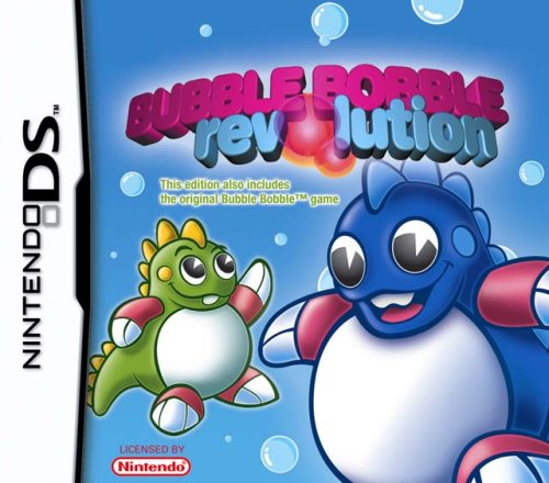 Bubble Bobble Revolution - Nintendo DS