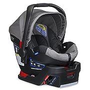 Britax B-Safe 35 Infant Car Seat, Steel
