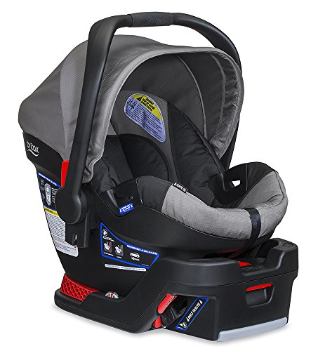 Britax B-Safe 35 Infant Car Seat, Steel ()