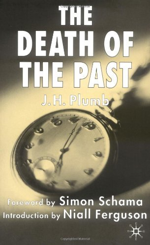 By J. H. Plumb - The Death Of The Past: 2nd (second) Edition ebook