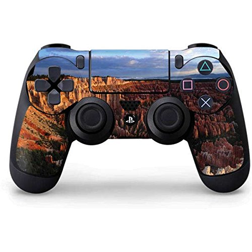 Bryce Canyon Amphitheater (Nature PS4 Controller Skin - Clouds over Bryce Canyons Amphitheater | Photography & Skinit Skin)