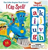 The Little Engine that Could Magnet Book, Watty Piper, 0448435225