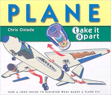 Book Plane (Take It Apart Series)