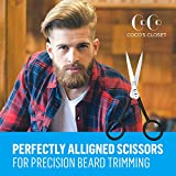 Grooming Scissors Hair Mustache Beard