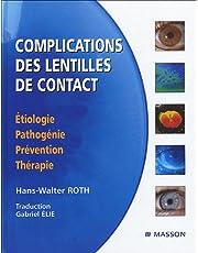 COMPLICATIONS DES LENTILLES DE CONTACT