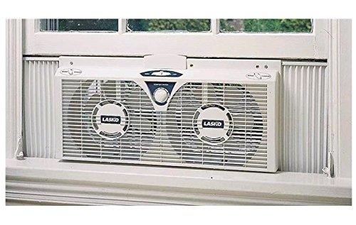 Window Twin Lasko (Twin Rvrsbl Wndw Fan 9)