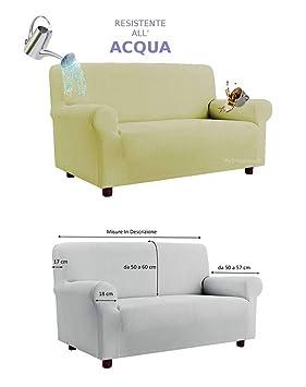 La Bottega del Ahorro Sofá de 4 plazas Resistente a Las ...