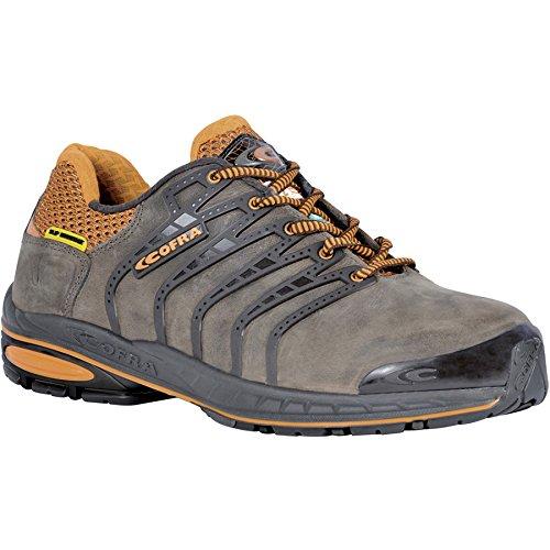 """19400-cu1.w12Sicherheit Schuhe""""durchgestrichen EH PR"""" Größe in 12, Tan Tan Braun/Orange"""