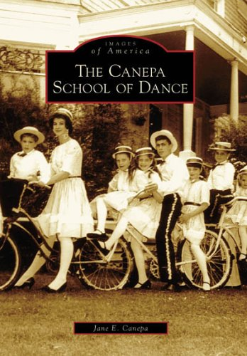 Canepa School of Dance,  The    (WI)  (Images of - Baraboo Dells Wisconsin