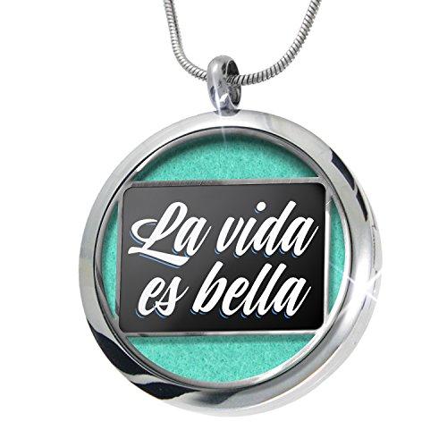 neonblond-classic-design-la-vida-es-bella-aromatherapy-essential-oil-diffuser-necklace-locket-pendan