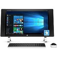 HP ENVY 27-p014, 27 Full HD Touchscreen, All-in-One, Core i5, Win 10 Desktop PC (Certified Refurbished)