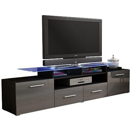 Mobili E Supporti Tv.Justhome Evoro Mobile Tv Porta Tv Supporti E Mobili Tv 194 Cm