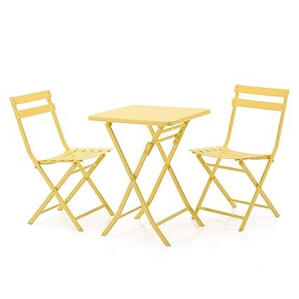 Table Et Chaises De Balcon Nordic Outdoor Table Et Chaise ...