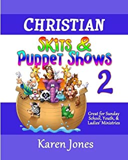 Just Add Puppets: 20 Instant Puppet Skits for Children's