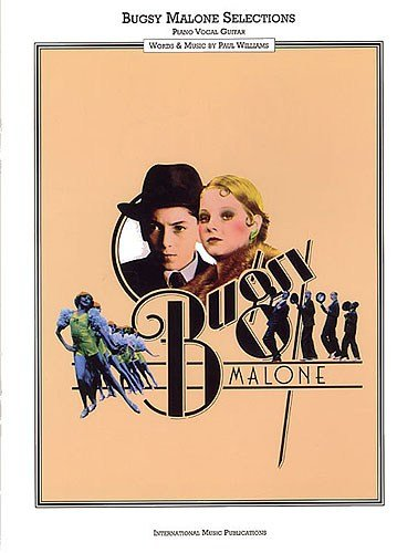 Bugsy Malone Selections. Partitions pour Piano, Chant et Guitare(Boîtes d'Accord)