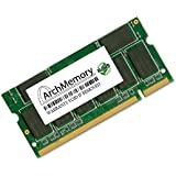 1GB RAM for the IBM Lenovo Thinkpad R51 Series and T42 Series Notebook Laptops (DDR-333, PC2700, SODIMM)