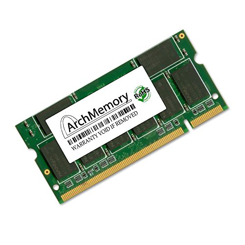 Arch Memory 2GB 200-Pin DDR2 So-dimm RAM for Dell Inspiron Mini 10 (1012)