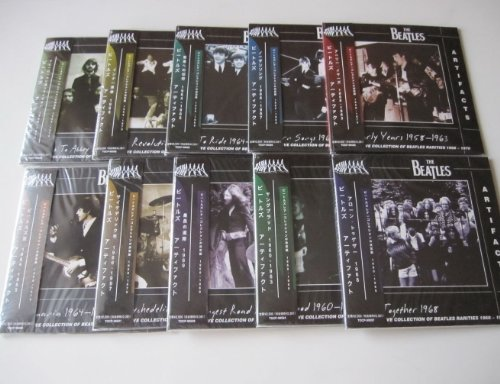 The Beatles - Artifacts The Ultimate Collection 10cd Mini Lp With Obi - Zortam Music