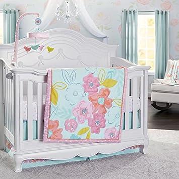 Amazon.com: Koala habitación del bebé para crecer Floral ...