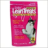 Butler Lean Treats Nutritional Rewards for Cats (1 Pack), 3.5 oz/One Size