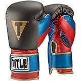 TITLE Boxeo Money Metallic Bag Gloves