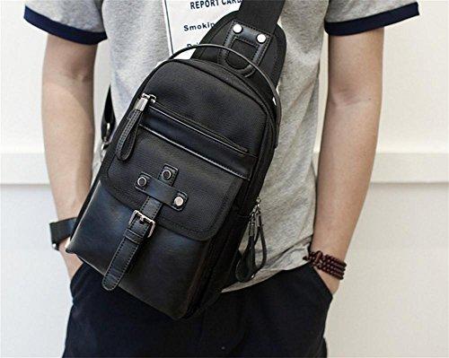 ROBAG Oxford Sport Brust Taschen Speicher Sport Tasche Schultertasche männlichen Freizeitmode Modetrend des outsourcing