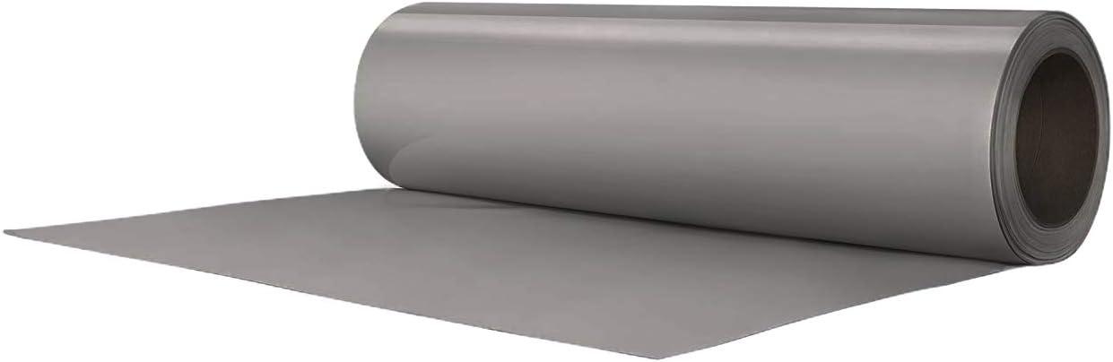 Tough Grade 8.5' Grey RV Fiberglass/Filon Siding and Roofing (35 Foot)
