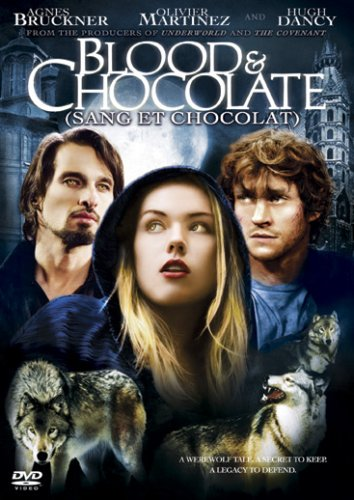 Blood and Chocolate DVD product image