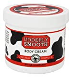 Udderly Smooth Body Cream 12 oz (Pack of 6)
