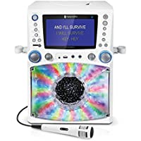 Singing Machine CD+G Bluetooth Karaoke System