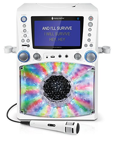 Singing Machine Stvg785Btw Bluetooth