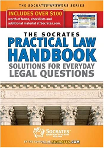 The Socrates Practical Law Handbook Solutions For Everyday Legal - Socrates legal forms