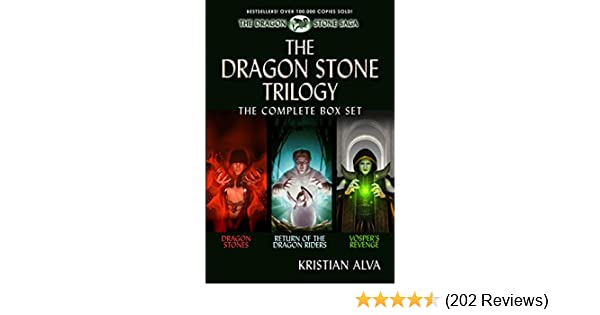 The Dragon Stone Trilogy: The Complete Box Set: Dragon ...