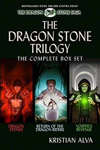 #freebooks – The Dragon Stone Trilogy: The Complete Box Set: Dragon Stones, Return of the Dragon Riders, Vosper's Revenge