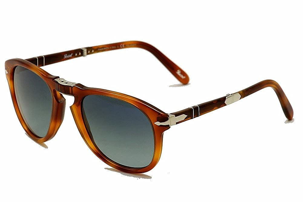 6a23b2b1e311 Amazon.com: Persol PO0714 Men's Sunglasses: Sports & Outdoors