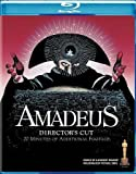 AMADEUS (BR-DVD/DIRECTORS CUT/RE-PKG) AMADEUS (BR-DVD/DIRECTORS CUT/RE-PKG)
