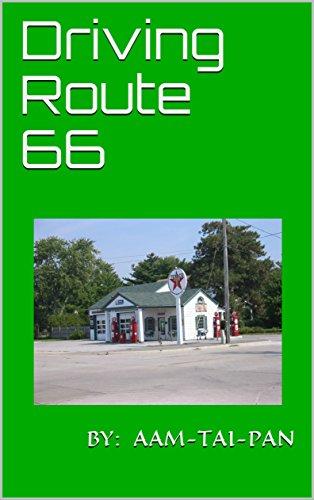 Driving Route 66 (Las Vegas 66 Route)